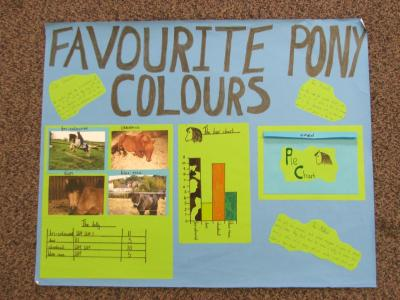 Favourite pony colours